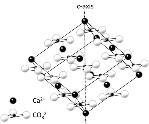 CaCO3_calcite