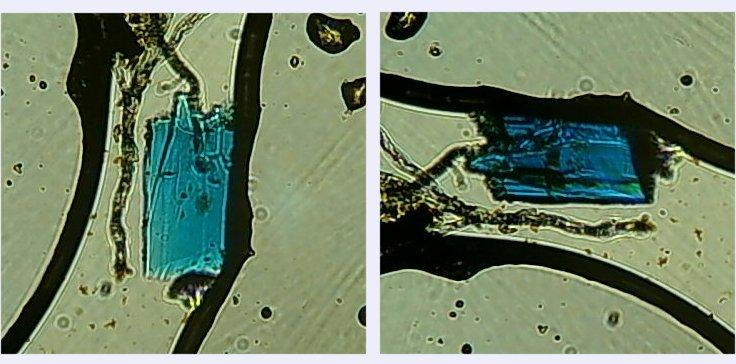 Fig 10, composicio clinoclasa 1