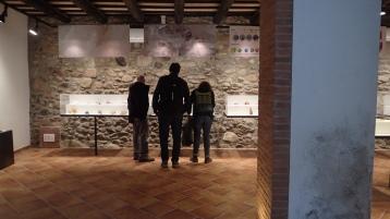 Exposició de minerals de Can Figueres
